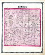 Munson, Henry County 1875